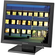 Monacor -19´´ LED monitor - TFT-1904LED