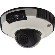 Monacor -IP dome kamera 2MP - INC-2036DM