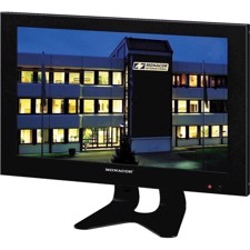 Monacor -10´´ LED monitor - TFT-1002LED