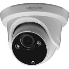 Monacor -IP dome kamera 3MP - IOC-2812DV