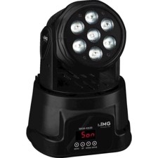 Img -Mini LED moving wash - WASH-42LED
