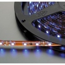 Monacor -LED-strip blå 12V 5m - LEDS-5MP/BL