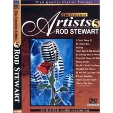 Rod Stewart - Greatest Artist 5 DVD