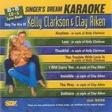 Kelly Clarkson & Clay Aiken- Singer's Dream CDG