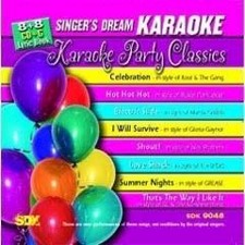 Karaoke Party Classic - Singer's Dream Karaoke CDG