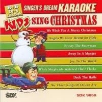 Kids Sing Christmas - Singer's Dream Karaoke CDG