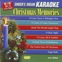 Christmas Memories - Singer's Dream Karaoke CDG