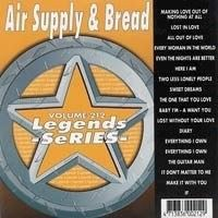 Air Supply & Bread Karaoke CDG