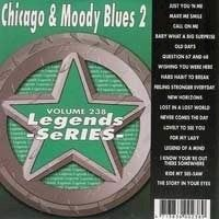 Chicago & Moody Blues 2 Karaoke CDG