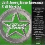Jack Jones, Steve Lawrence & Al Martino Karaoke CDG