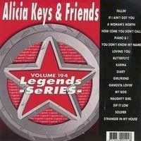 Alicia Keys & Friends Karaoke CDG