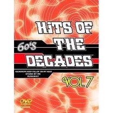 Hits Of The Decades Vol. 7 - 60s DVD