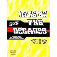 Hits Of The Decades Vol. 9 - 50s DVD