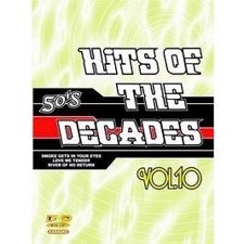 Hits Of The Decades Vol. 10 - 50s DVD
