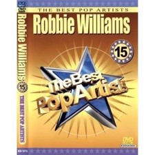 Robbie Williams Karaoke DVD