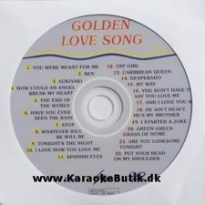 Golden Love Song DVD 5
