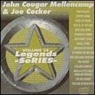 John Cougar Mellencamp & Joe Cocker Karaoke CDG
