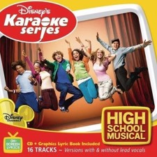 Disney - High School Musical Karaoke CDG