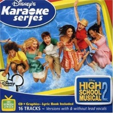 Disney - High School Musical 2. Karaoke CDG