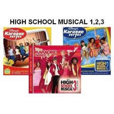High School Musical 1,2,3 Karaokepakke CDG