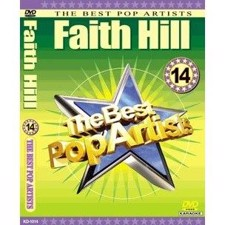 Faith Hill Karaoke DVD