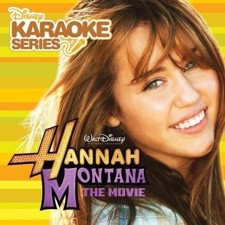 Disney - Hannah Montana The Movie Karaoke CDG