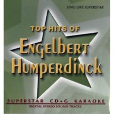 Englebert Humperdinck - Superstar CDG