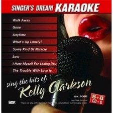 Kelly Clarkson- Singer's Dream Karaoke CDG