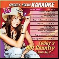 Country Karaoke CDG