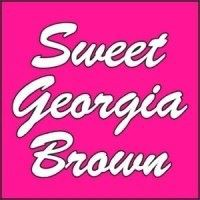 Sweet Georgia Brown - (SGB26) Male Classics