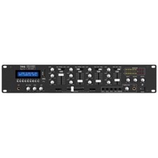 Img -Stereo mixer MP3 Bluetooth - MPX-410DMP