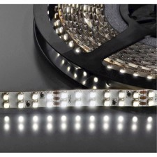 Monacor -LED-strip hvid 24V 5m - LEDS-52/WS